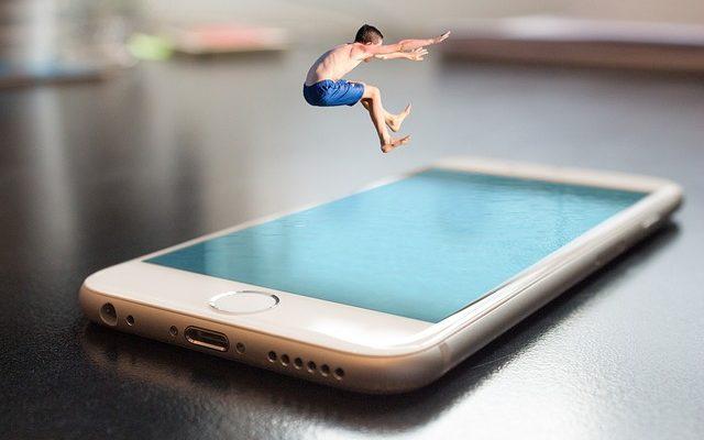 eigenes smartphon-business