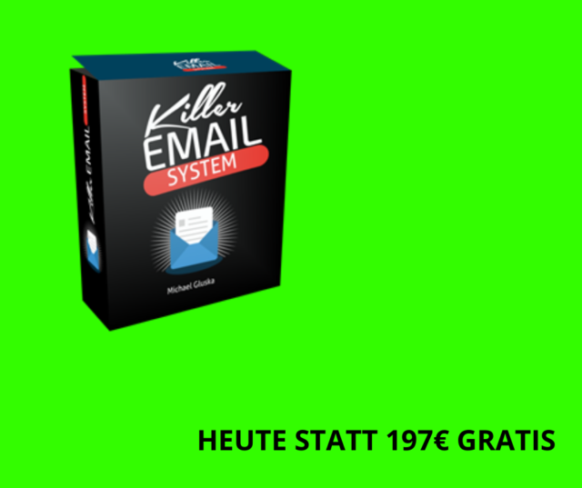 eMail marketing system geld verdienen, Listenaufbau
