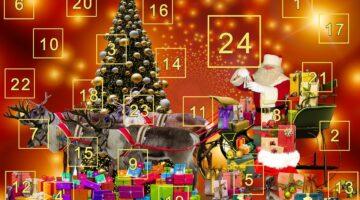 geschenke, gratis, adventskalender